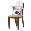 Chipolino Lollipop hordozható székmagasító - Latte 2021