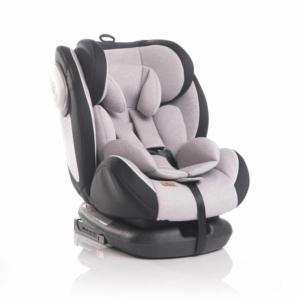 Lorelli Corsica autós gyerekülés 0-36 kg - Beige 2020
