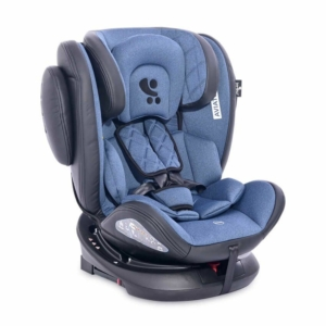 Lorelli Aviator SPS Isofix autós gyerekülés 0-36 kg - Black & Blue 2021