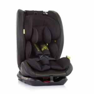 Chipolino Techno 360 Isofix autós gyerekülés 0-36 kg - Carbon 2020