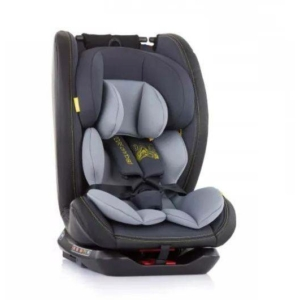 Chipolino Techno 360 Isofix autós gyerekülés 0-36 kg - Asphalt 2020