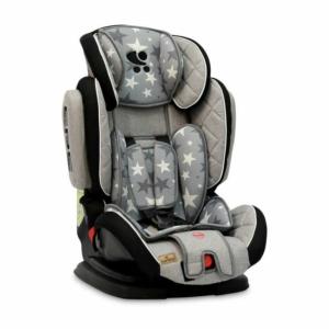 Lorelli Magic SPS autós gyerekülés 9-36 kg - Grey Stars 2020