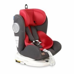Lorelli Lusso SPS Isofix autós gyerekülés 0-36 kg Black & Red 2020