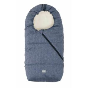 Nuvita AW Junior Pop bundazsák 100 cm - Pop Melange Blue/Beige - 9635