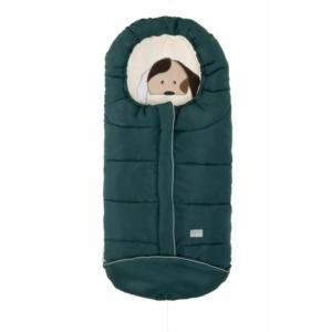 Nuvita AW Junior Cuccioli bundazsák 100 cm - Dog Dark Green / Beige