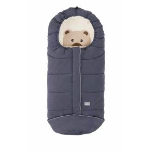 Nuvita AW Junior Cuccioli bundazsák 100 cm - Bear Melange Blue / Beige - 9605