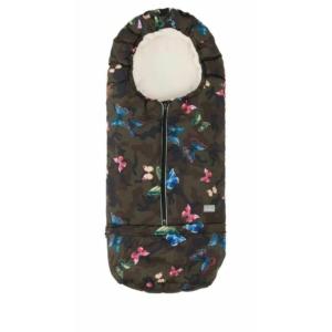 Nuvita AW Carry On 2IN1-ben bundazsák 80/105 cm - Butterfly Camouflage/Beige - 9845