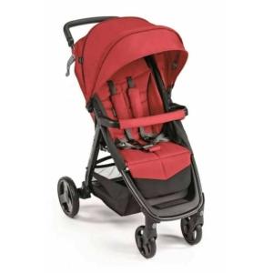 Baby Design Clever lapra csukható sport babakocsi - 02 Red 2019