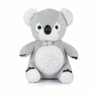 Chipolino projektoros zenélő plüss játék - Koala