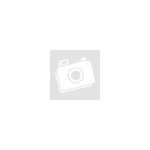 Klups Szafari/Medve csillaggal 2 ajtós szekrény - törtfehér-dió