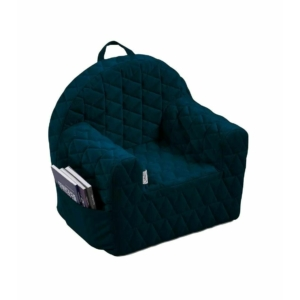 Albero Mio Velvet Kids babafotel - V102 Sötét kék