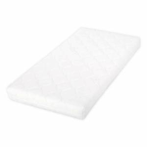 Lorelli Havana Premium kiságy matrac 60x120x10 cm - Fehér