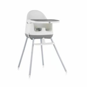 Chipolino Pudding fix etetőszék 3in1 - Grey 2021