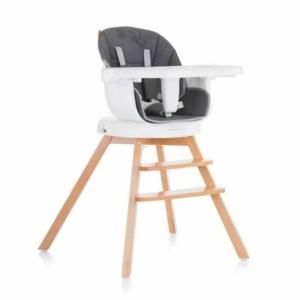 Chipolino Rotto fix etetőszék és ülésmagasító - Asphalt 2021