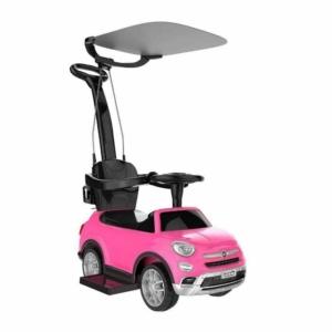 Chipolino Fiat 500X bébitaxi - pink