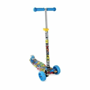 Chipolino Croxer Evo gyerek roller - Colorful Graffiti 2020