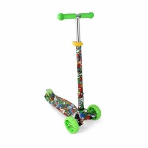 Chipolino Croxer Evo gyerek roller - Creen Graffiti 2020