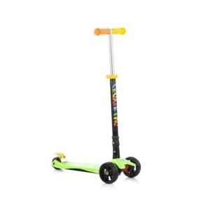 Chipolino Croxer Evo gyerek roller - Lime 2021