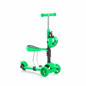 Chipolino Kiddy Evo gyerek roller - Lime 2021