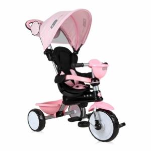 Lorelli One tricikli kupolával - Pink