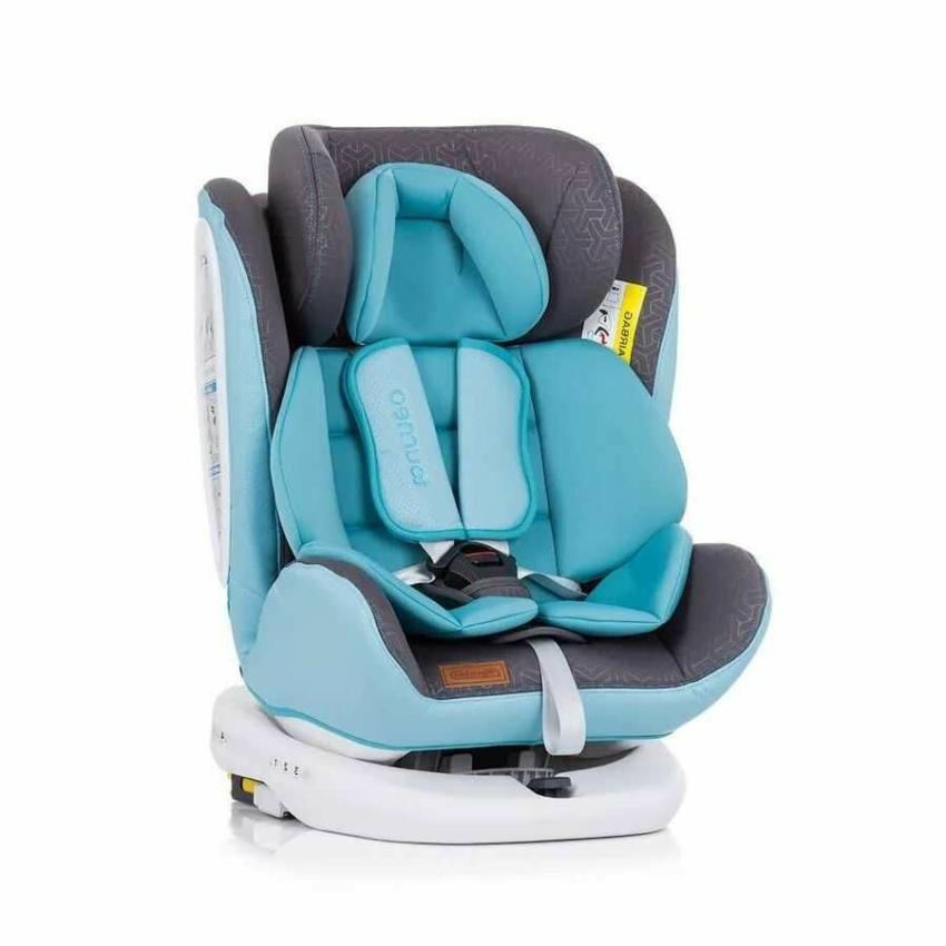 Chipolino Tourneo Isofix autós gyerekülés 0-36 kg -Baby Blue 2020