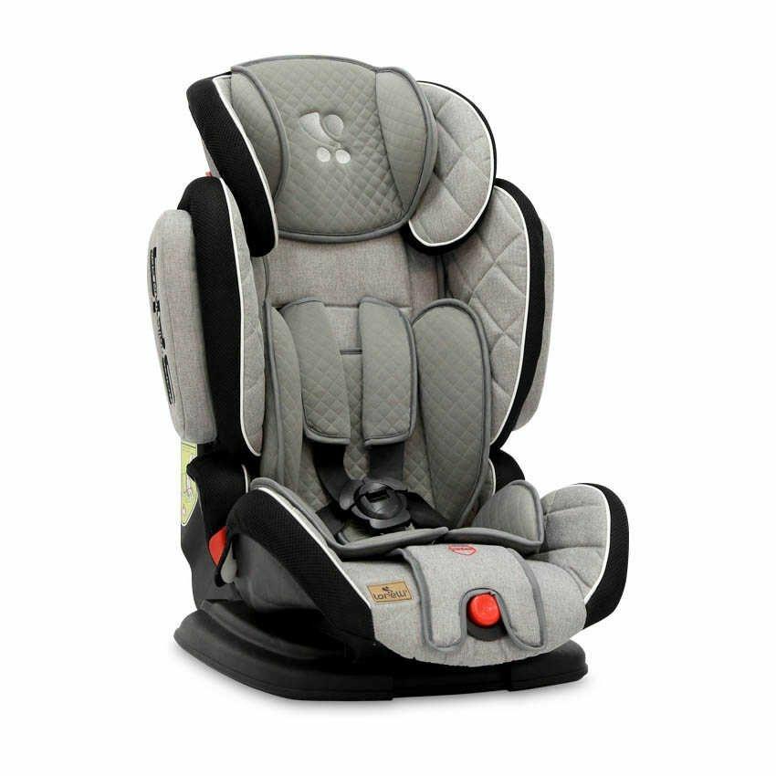 Lorelli Magic SPS autós gyerekülés 9-36 kg - Grey 2020