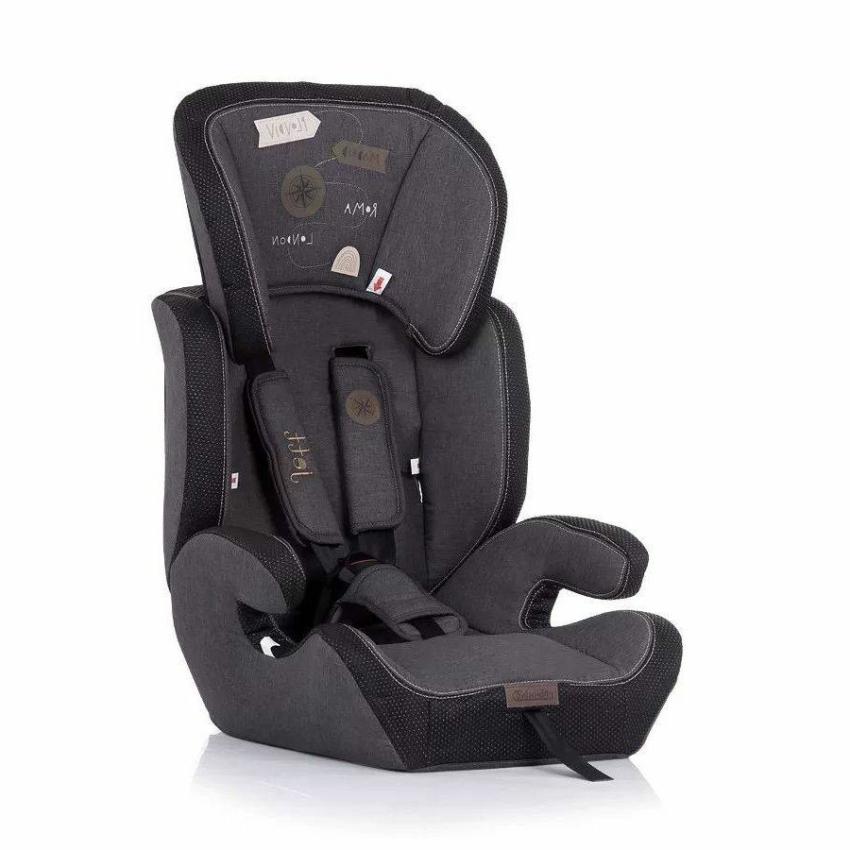 Chipolino Jett autós gyerekülés 9-36 kg - Grey Denim 2020