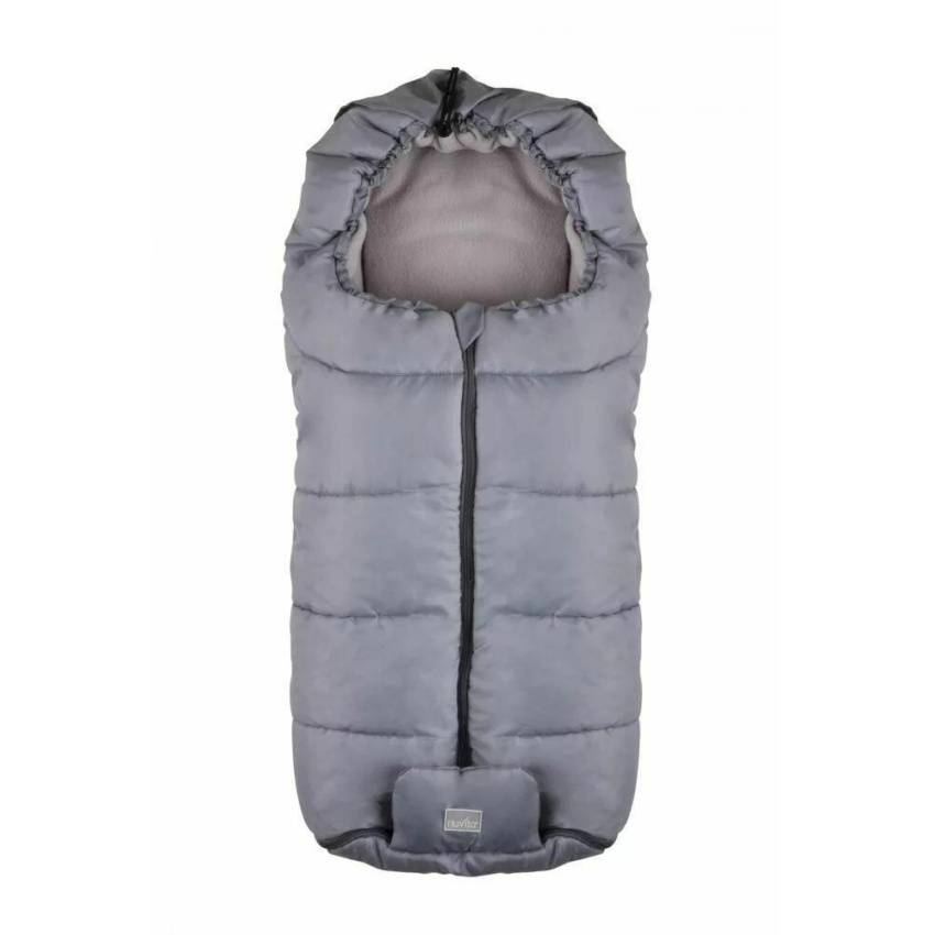 Nuvita AW Junior Essential bundazsák 100 cm - Light Grey/Grey - 9445