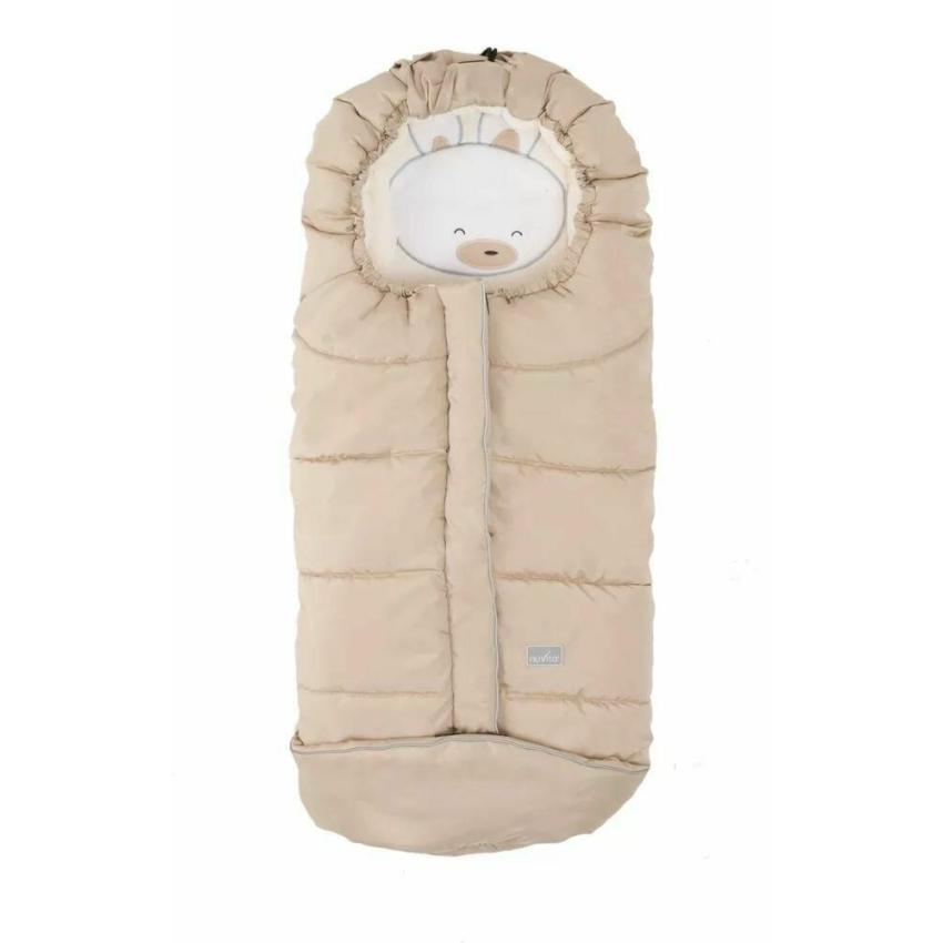 Nuvita AW Junior Cuccioli bundazsák 100 cm - Rabbit Beige / Beige - 9605