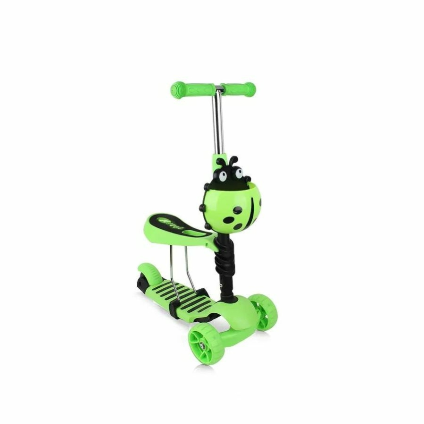 Chipolino Kiddy Evo Roller -Green  2020
