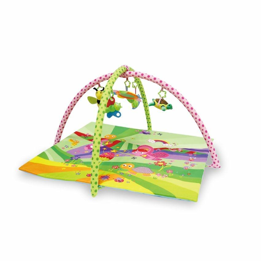 Lorelli Játszószőnyeg Fairy Tales - zöld